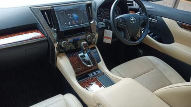2018 Toyota Alphard G ATPM Facelift - Harga Menarik (s-3)