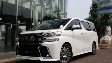 2015 Toyota Vellfire ZG Premium Sound - Mobil Pilihan (s-0)