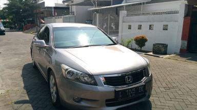 2008 Honda Accord VTIL - Barang Simpanan Antik Fitur Mobil Lengkap (s-2)