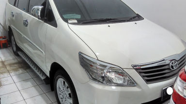 2013 Toyota Kijang Innova G - Murah Jual Cepat Proses Cepat