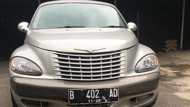 2000 Chrysler PT Cruiser limited edition - siap pakai ,langka