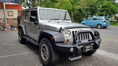 2011 Jeep Wrangler Sahara 2.8 DSL - Favorit Dan Istimewa