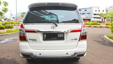 2013 Toyota Kijang Innova G MT - barang bagus terawat & siap tukar tambah (s-2)