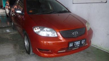2013 Toyota Vios MT - Mulus