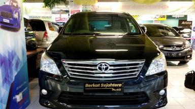 2012 Toyota Kijang Innova G - Kredit Tersedia (s-1)
