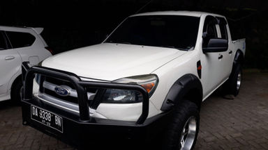 2011 Ford Ranger DOUBLE CABIN 4X4 - Good Condition