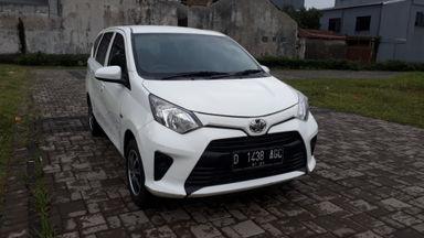 2017 Toyota Calya E Mt - Siap Pakai