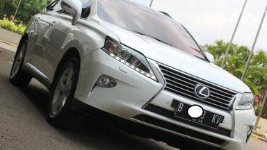 2013 Lexus RX RX - TERAWAT & SIAP PAKAI (s-2)