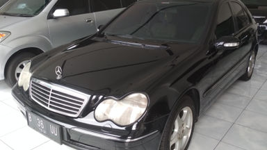 2004 Mercedes Benz C-Class C240 - Good Condition