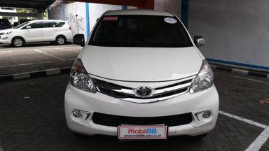 2014 Toyota Avanza g 1,3 - Pemakaian Pribadi Kondisi Istimewa (s-0)