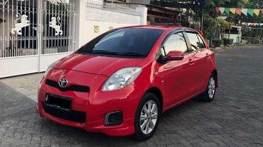 2013 Toyota Yaris E - Matic Good Condition