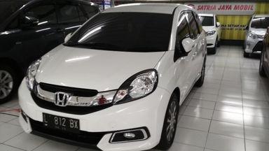2014 Honda Mobilio E Prestige - Barang Mulus Kredit Tersedia (s-0)