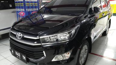 2017 Toyota Kijang Innova G - Istimewa
