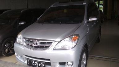 2008 Toyota Avanza G - Barang Istimewa Dan Harga Menarik