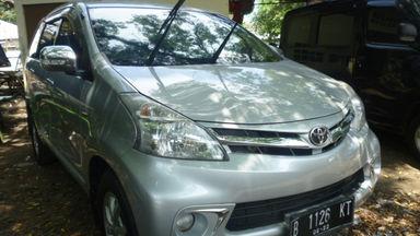 2012 Toyota Avanza ALL NEW G - Siap Pakai (s-1)