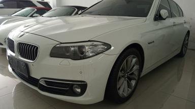 2015 BMW 5 Series 520i LUXURY - Istimewa Seperti Baru