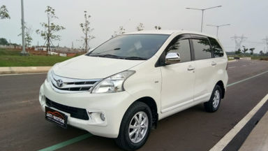 2014 Toyota Avanza 1.3 G - Good Condition (s-0)