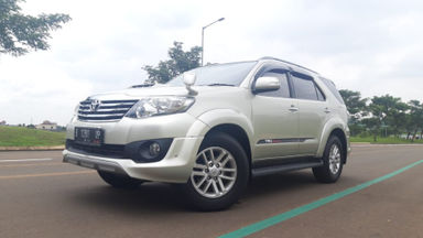 2013 Toyota Fortuner TRD VNTturbo - Istimewa siap pakai