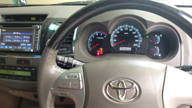 2013 Toyota Fortuner G - Matic Good Condition Harga Murah Tinggal Bawa (s-8)
