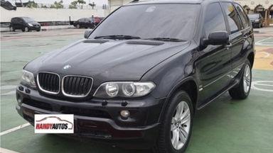 2004 BMW X5 3.0 FL - Harga Terjangkau