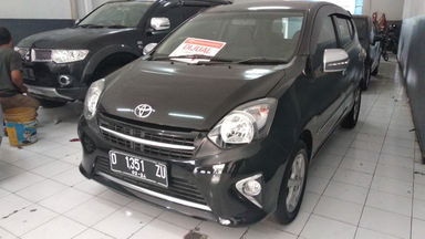 2014 Toyota Agya G - mulus terawat, kondisi OK, Tangguh