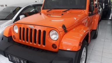 2012 Jeep Wrangler AT 4x4 - Nyaman Terawat
