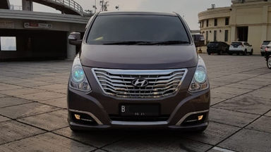 2016 Hyundai H-1 2.5 - Unit Istimewa