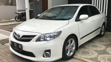 2010 Toyota Corolla Altis V 2.0 AT - Barang Bagus Siap Pakai