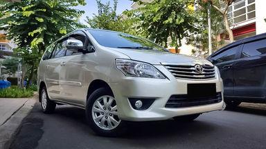 2013 Toyota Kijang Innova G - Mobil Pilihan (s-1)