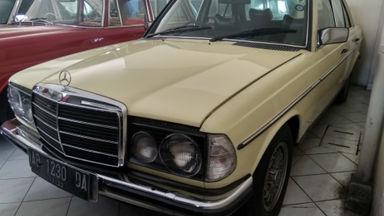 1979 Mercedes Benz A-Class Tiger 280 - Barang Istimewa ANTIK