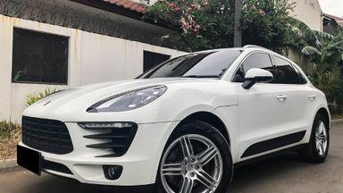 2017 Porsche Macan 2.0 Facelift - Mobil Pilihan