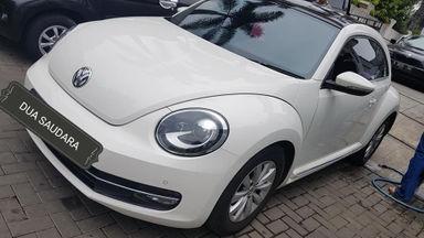 2012 Volkswagen Beetle 1.2 Turbo AT - Istimewa Mewah