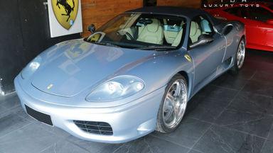 2002 Ferrari 388 360 Modena Spider - Istimewa (s-0)
