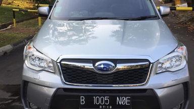 2014 Subaru Forester XT 2.0 - Istimewa Seperti Baru Barang Istimewa Dan Harga Menarik