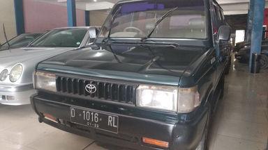 1996 Toyota Kijang SGX - mulus terawat, kondisi OK