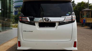 2015 Toyota Vellfire ZG Premium Sound - Mobil Pilihan (s-3)