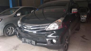 2013 Toyota Avanza G - mulus terawat, kondisi OK