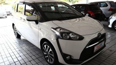 2016 Toyota Sienta v - Harga Bisa Digoyang Like New (s-0)