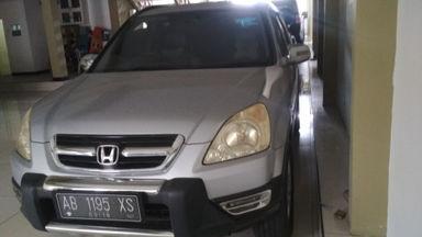2004 Honda CR-V 2.0 - Dijual Cepat, Harga Bersahabat
