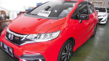 2017 Honda Jazz RS - Keren banget! Kondisi nyaris baru...low km. (s-0)