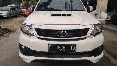 2014 Toyota Fortuner G AT - Istimewa (s-3)