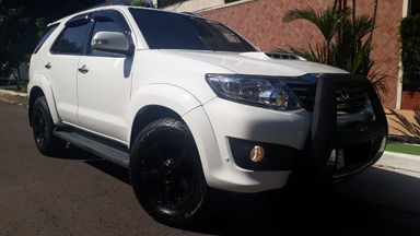 2014 Toyota Fortuner VNT Turbo - Good Condition