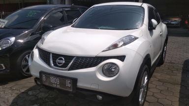 2013 Nissan Juke XTRONIC CVT - Barang Mulus