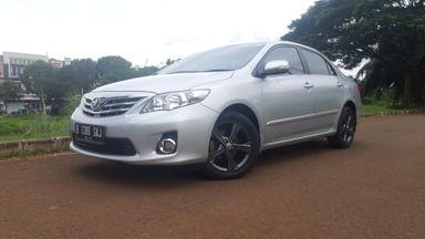 2013 Toyota Altis G 1.8 - Istimewa siap pakai