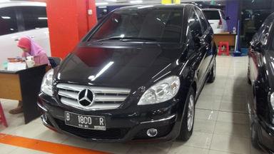 2010 Mercedes Benz B-Class B 180 - Unit langka, jarang ada, siap pakai.
