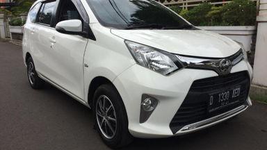 2017 Toyota Calya G - Full Orisinil (s-1)