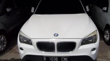 2012 BMW X1 2.0 Sdrive - barang langka siap pakai nih, gan!