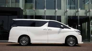 2015 Toyota Vellfire ZG Premium Sound - Mobil Pilihan (s-6)