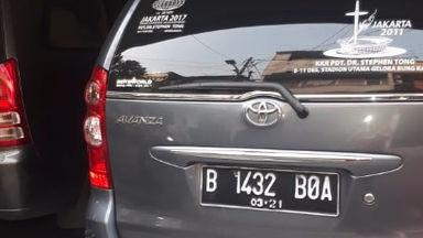 2011 Toyota Avanza G AT - Istimewa Dan Harga Bagus (s-2)