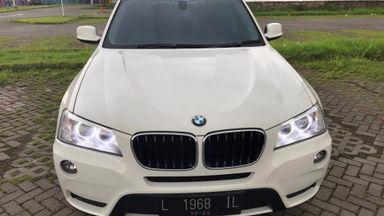 2012 BMW X3 AT - Mulus Langsung Pakai